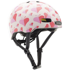 Nutcase Little Nutty MIPS Kask Dzieci, love bug gloss
